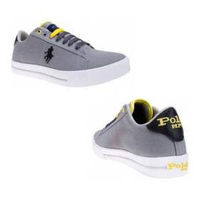 Tenis Casual Hpc Polo 70 Id  104241 Gris