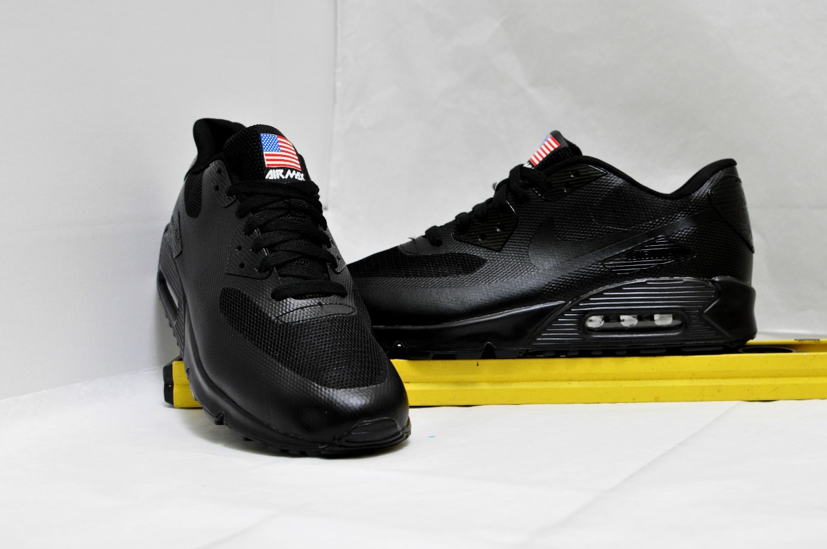29934ea6 ... best price tenis nike airmax 90 independence black negro hombre.  cargando zoom. ac83f 0e797