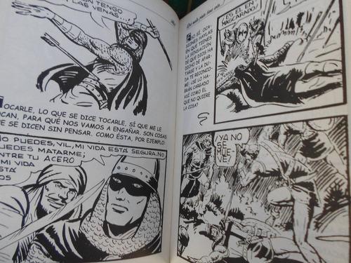 ¡ tente iracundo otomano¡ con el guerrero del antifaz monsal