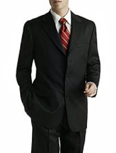 --$  terno , ternos, oxford preto ,varejo , sem juros  $--