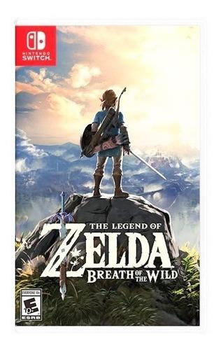 ..:: the legend of zelda: breath of the wild ::.. para  swit