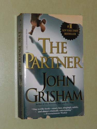* the partner - john grisham - island books - l051