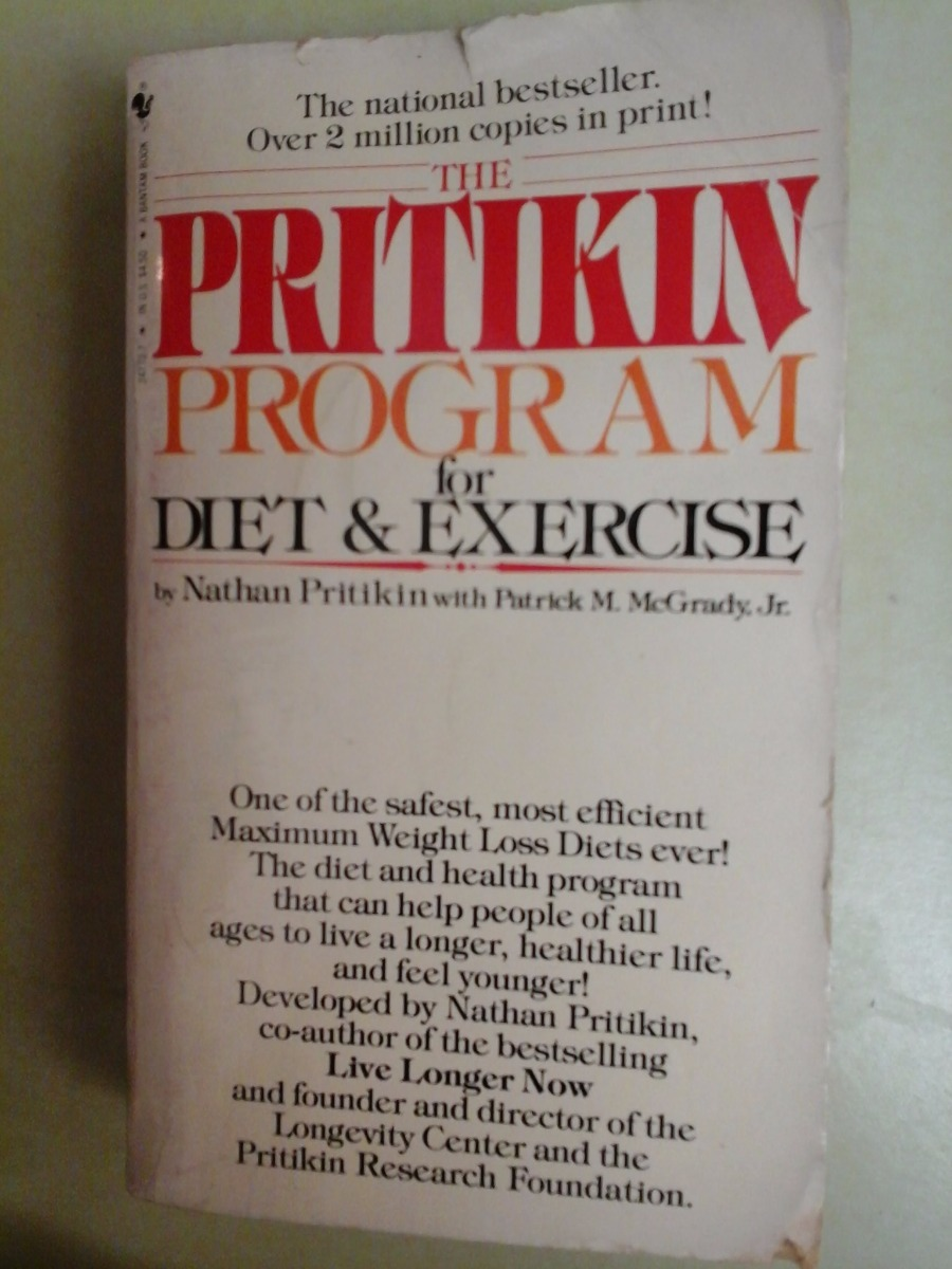 The Pritikin Program for Diet and Exercise