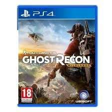 ..:: tom clancy's ghost recon wilands ::.. ps4