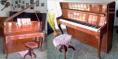 ***** traslados de pianos **** antigua ledda pianos