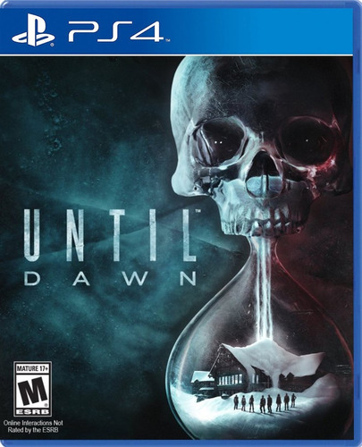 ..:: until dawn ::.. para play station 4 en game center
