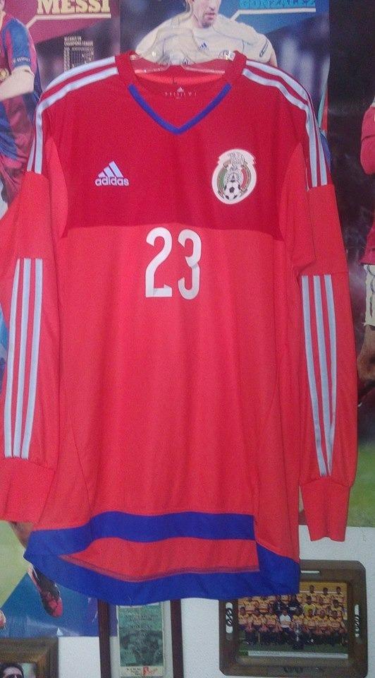 ºº utileria camiseta de la seleccion mexicana portero ºº. Cargando zoom. 29b26696fb037