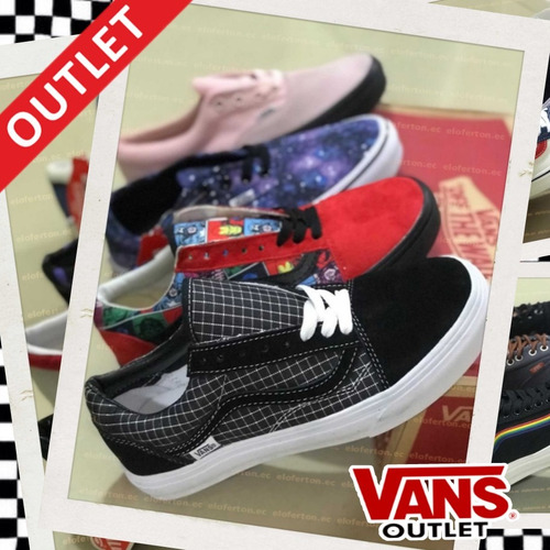 *+*vans originales / old skool - authentic precio oferta*+*