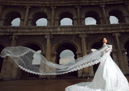 ** velo de novia nupcial  velo catedral 3 metros **