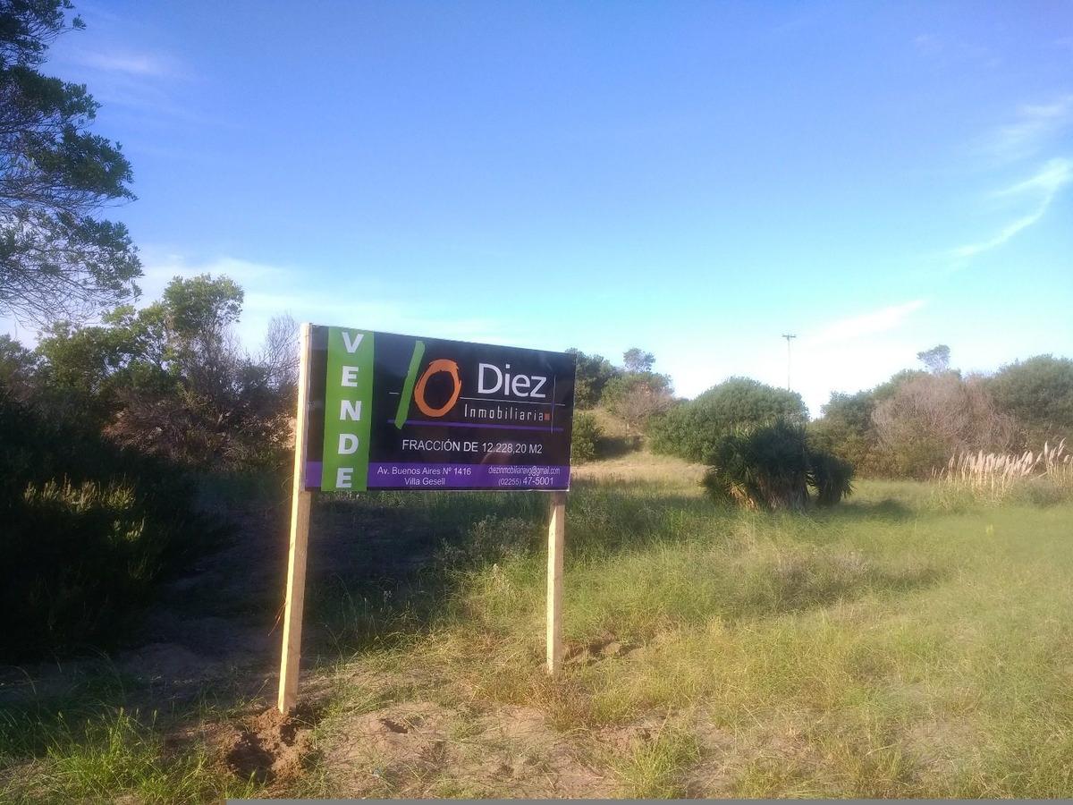 # venta-gesell fraccion comercial acceso sur 12.000 m2 oportunidad !!!!