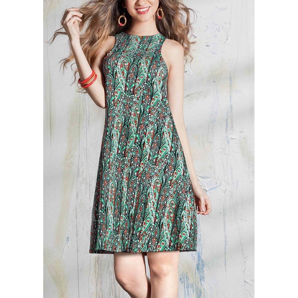 Corte linea a en vestidos