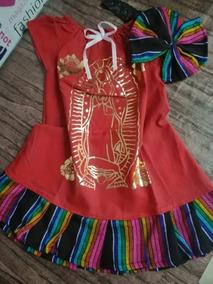 Vestido Batita Virgen De Guadalupe Mayoreo 10 Envio