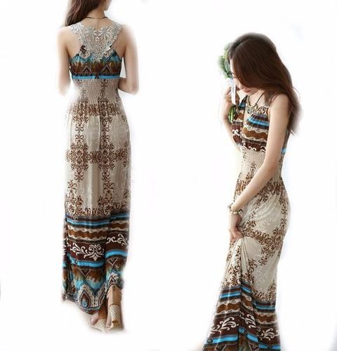 !!!! vestido estilo floral   2018