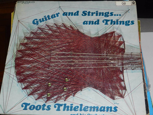 * vinilo 1419 - toots thielemans y orq. - guitar and strings