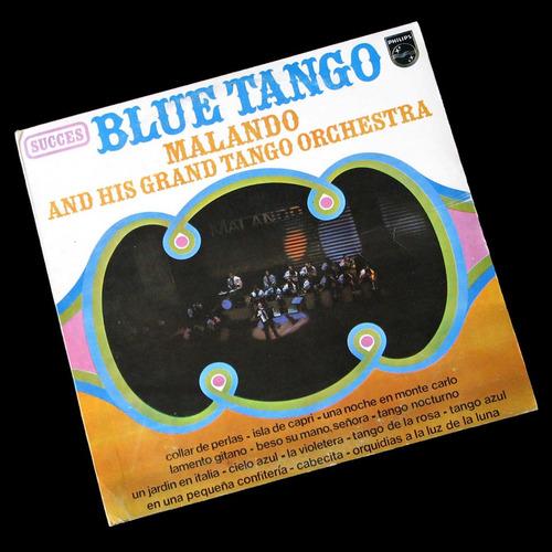 ¬¬ vinilo malando blue tango zp