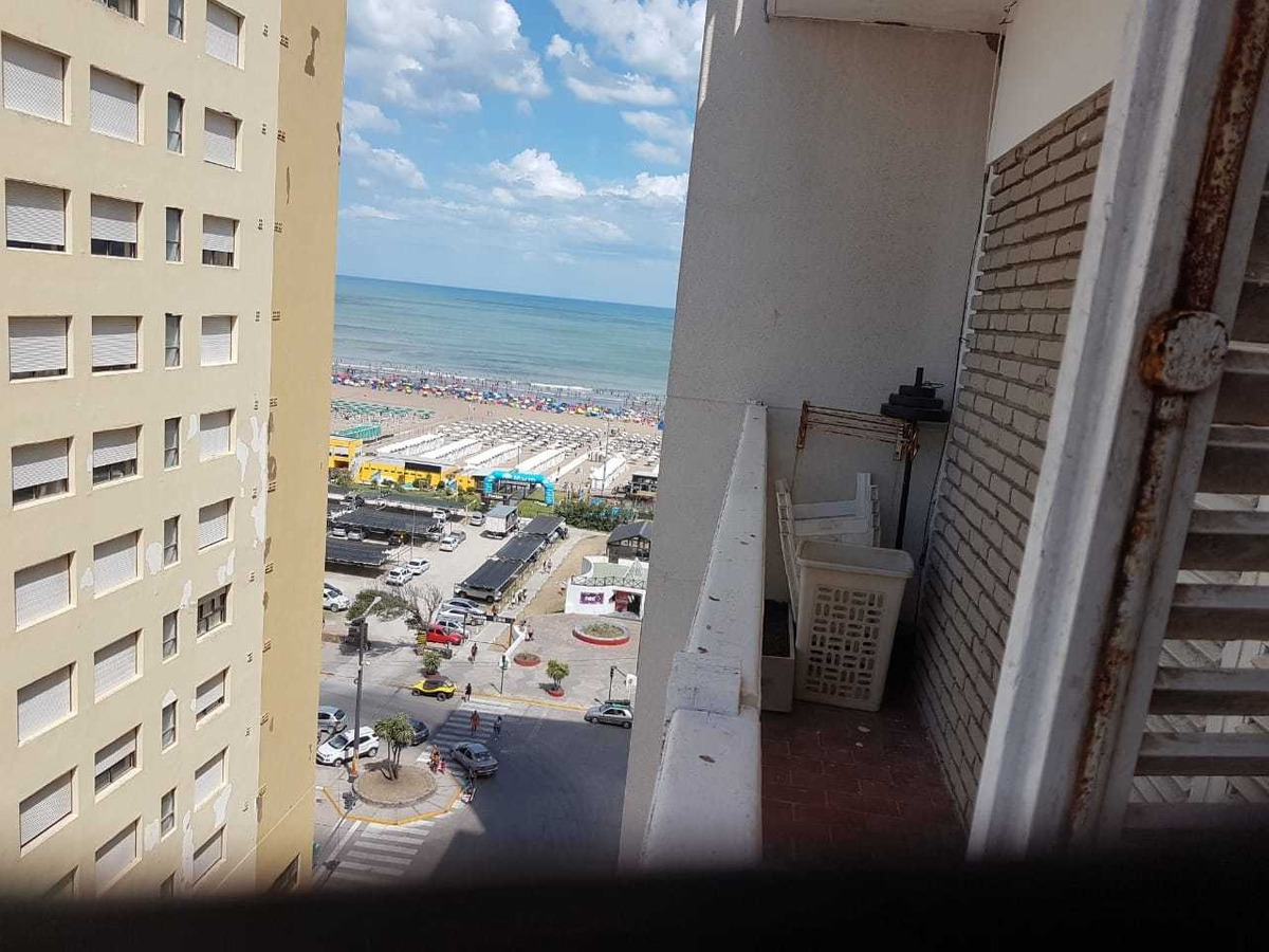 ¡ vista al mar¡ a 50 mts playa //1 amb/retasado/frente.v.mar