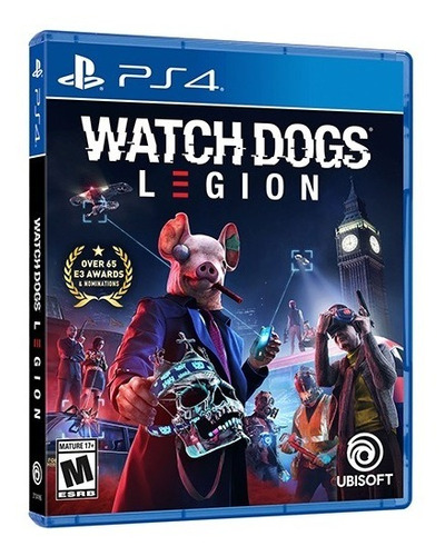 ..:: watch dogs legion ::.. ps4 playstation 4 en game cente