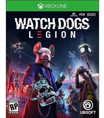 ..:: watch dogs legion ::.. xbox one en game center