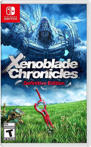 ..:: xenoblade chronicles definitive edition ::.. switch gc