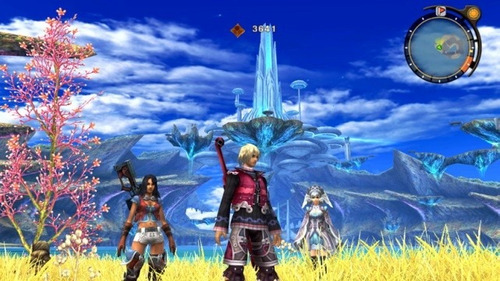 ..:: xenoblade chronicles ::.. para nintendo wii start games