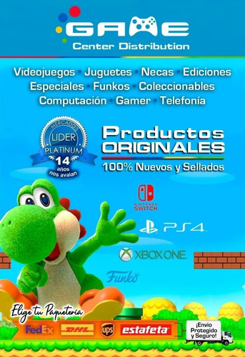 ..:: yoshi's crafted world ::.. para nintendo switch gamecen