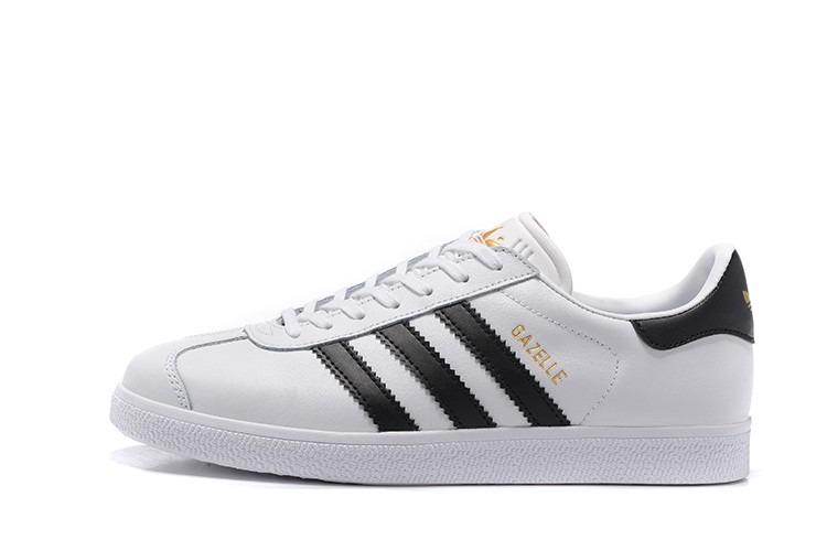 premium selection 46d72 4a1e8 + zapatillas en línea adidas gazelle blanco originales+