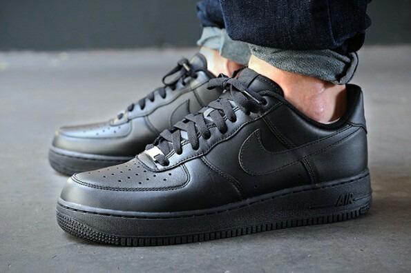 huge discount 35724 04cdd ... new arrivals zapatillas en línea nike air force one negro us 8498 en  mercado libre f64f0