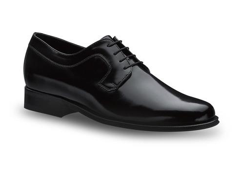 . zapato flat oxford ferrato 100% piel ternera 1045383