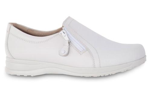 . zapato piel acojinamiento avanzado enfermera doctora chefs