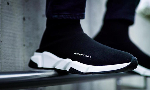 *+* zapatos balenciaga speed trainer *+*