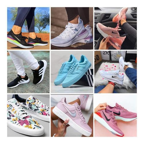 *~* zapatos deportivos nike / adidas / fila/ para mujer *~*