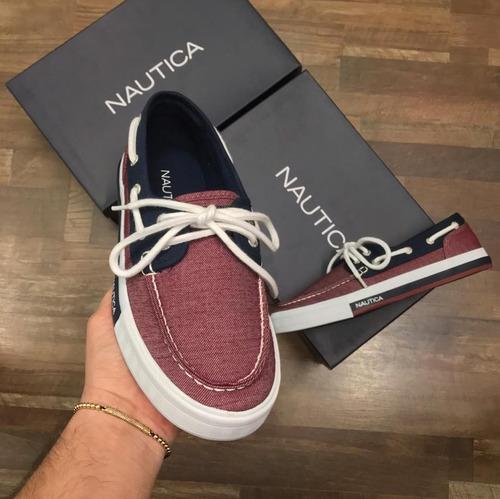 *+* zapatos náutica spinnaker 2 boat *+*