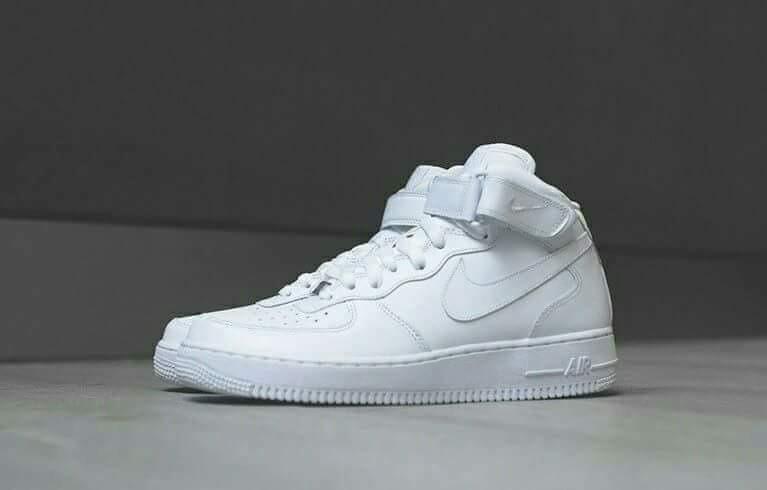 Nike Force One Caña Importados 99 En Air Alta U Zapatos s 89 UwdqZaw