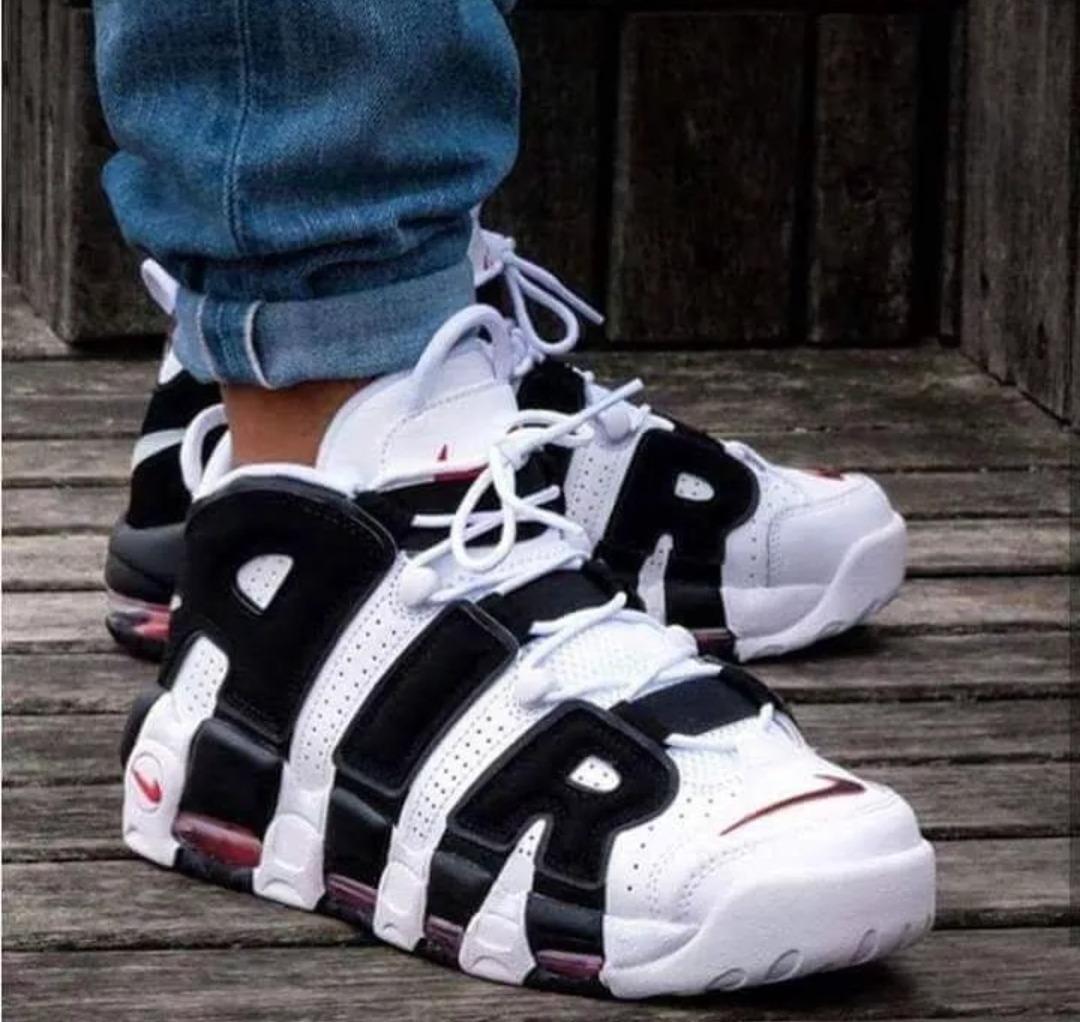 cheap for discount 9a269 afda5 zapatos nike air more uptempo importados para hombre . Cargando zoom.