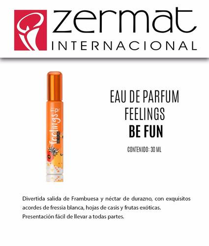 -- zermat -- perfume feelings be fun
