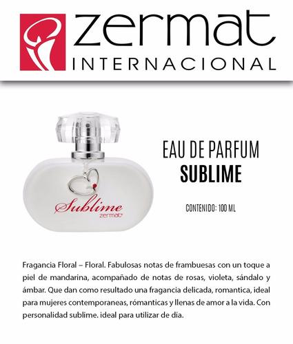 -- zermat -- perfume sublime