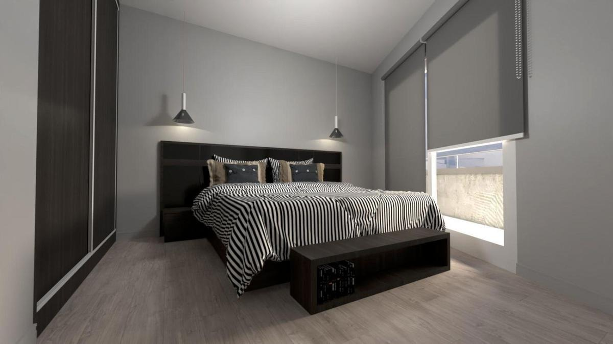 0  1  2 dorm. - coch.  amenities