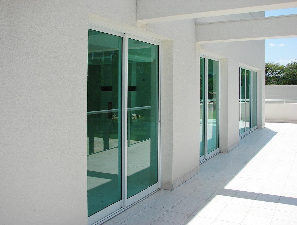 0 aluminio canceles ventanas puertas domos portones - Puertas de aluminio con cristal ...