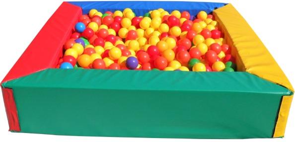 0001dg alberca de pelotas mediana para bebes ni os did for Albercas de plastico para ninos