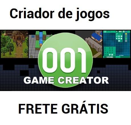 001 game creator ultra completo