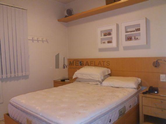00158 -  flat 2 dorms. (1 suíte), jardins - são paulo/sp - 158