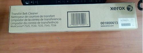 001r00613 limpiador de la correa de transferencia xerox orig