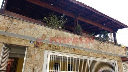 00261 -  sobrado 3 dorms. (1 suíte), vila rosália - guarulhos/sp - 261