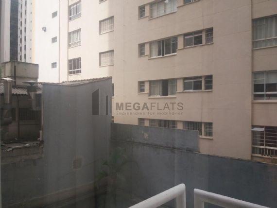00295 -  flat 1 dorm, jardins - são paulo/sp - 295