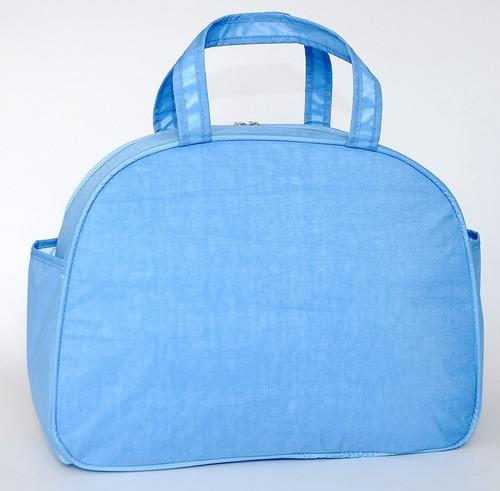 0030 - mala maternidade ny bebe azul descontãooo