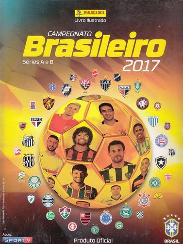 005/17 album completo campeonato brasileiro 2017