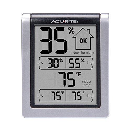 00613 monitor humedad + termómetro interior higrómetro digit