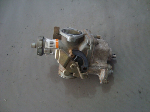 0063 - carburador dafra speed - original