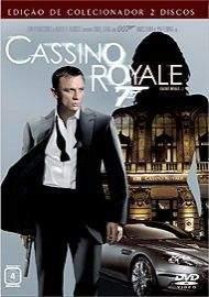 007 - cassino royale - dvd duplo lacrado