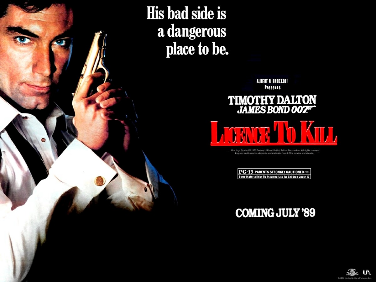 Điệp Viên 007: Quyền Được Giết, Licence To Kill (1989)